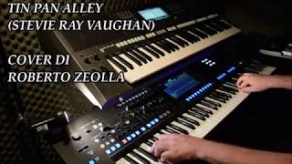 TIN PAN ALLEY (STEVIE RAY VAUGHAN) - ROBERTO ZEOLLA ON YAMAHA GENOS