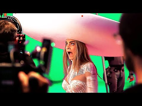 Dans les coulisses de VALERIAN (Making-Of)