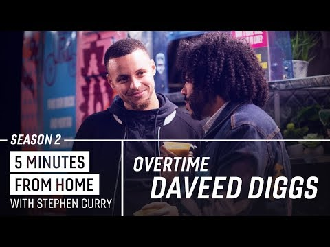Stephen Curry and Daveed Diggs on Performing Under Pressure | 5 Minutes from Home Overtime