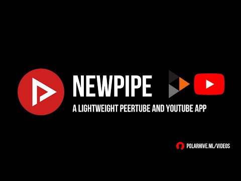 NewPipe App for YouTube & PeerTube |  Ad-free and FOSS