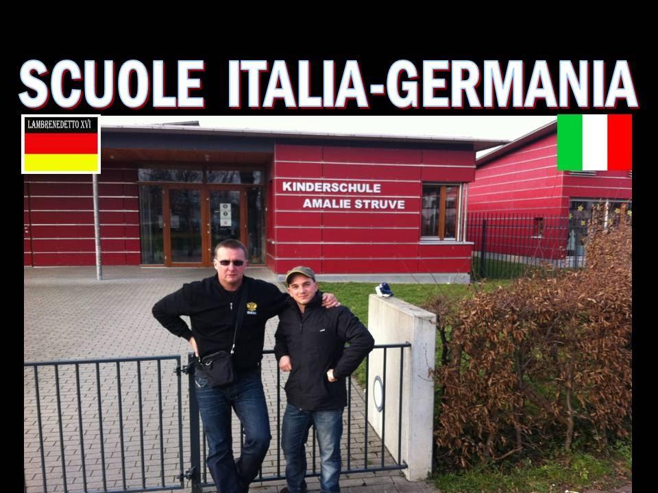 SCUOLE PUBBLICHE ITALIA - GERMANIA !!! - YouTube