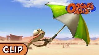 Oscar's Oasis - Cliffhanger Story | HQ | Funny Cartoons