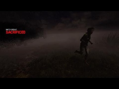 Dead by Daylight. Why in Shelter Woods.  