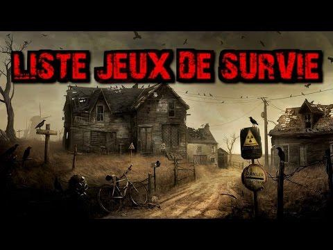 SURVIVAL INFOS   Liste de tous les jeux de survie 2.0