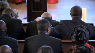 BBC funeral service for Komla Dumor