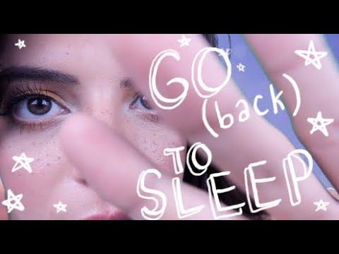 how to go back to sleep