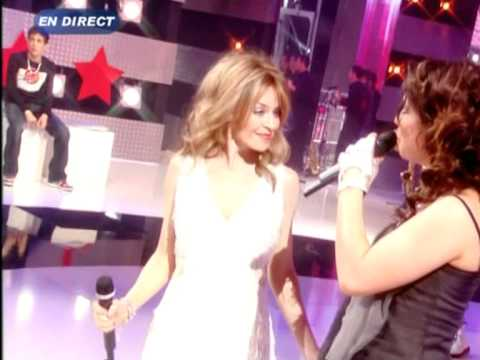 Star Academy 4 - Lucie et Kylie Minogue - Can't get you out of my head