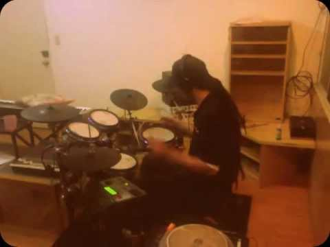 Adriano Moreira playing TOWER OF POWER - PAGE ONE