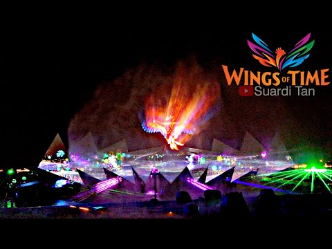 Wings of Time Sentosa Island Singapore [FULL SHOW] - FULL HD ✅