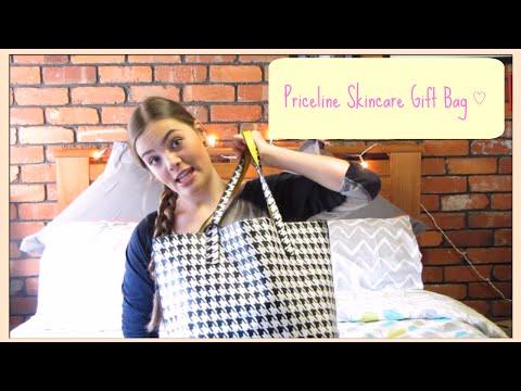 Priceline Haul ♡ Skincare Gift Bag