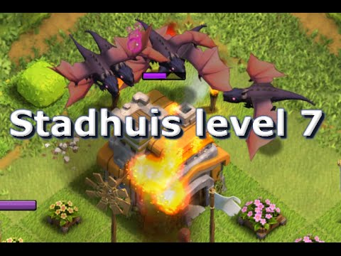 Stadhuis level 7 voorbeelden! TIPS en REPLAYS!!!