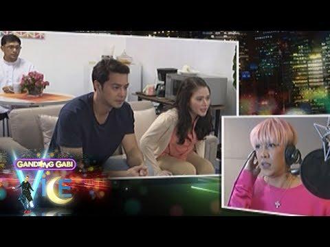 "GGV: Vice Ganda dubs a scene from ""My Dear Heart."""