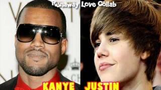 Justin Bieber & Kanye West Collab Runaway Love