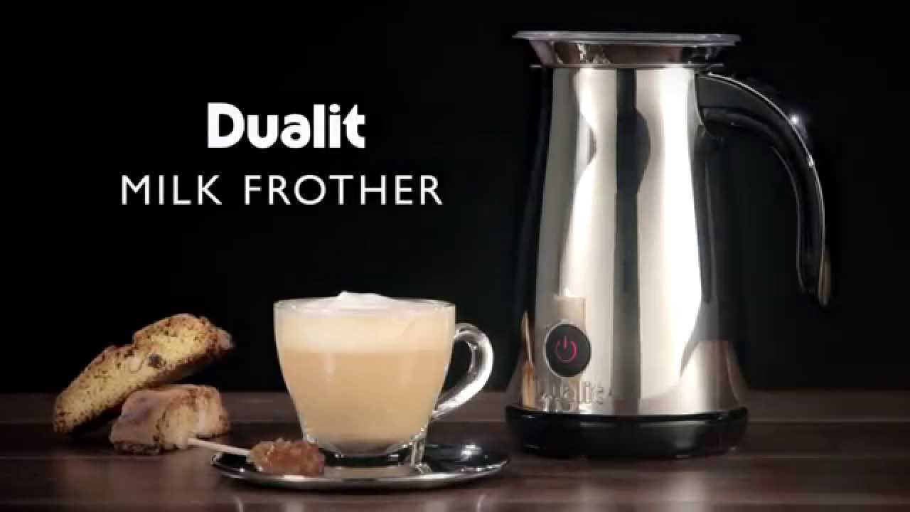 Dualit Milk Frother Review One Of The