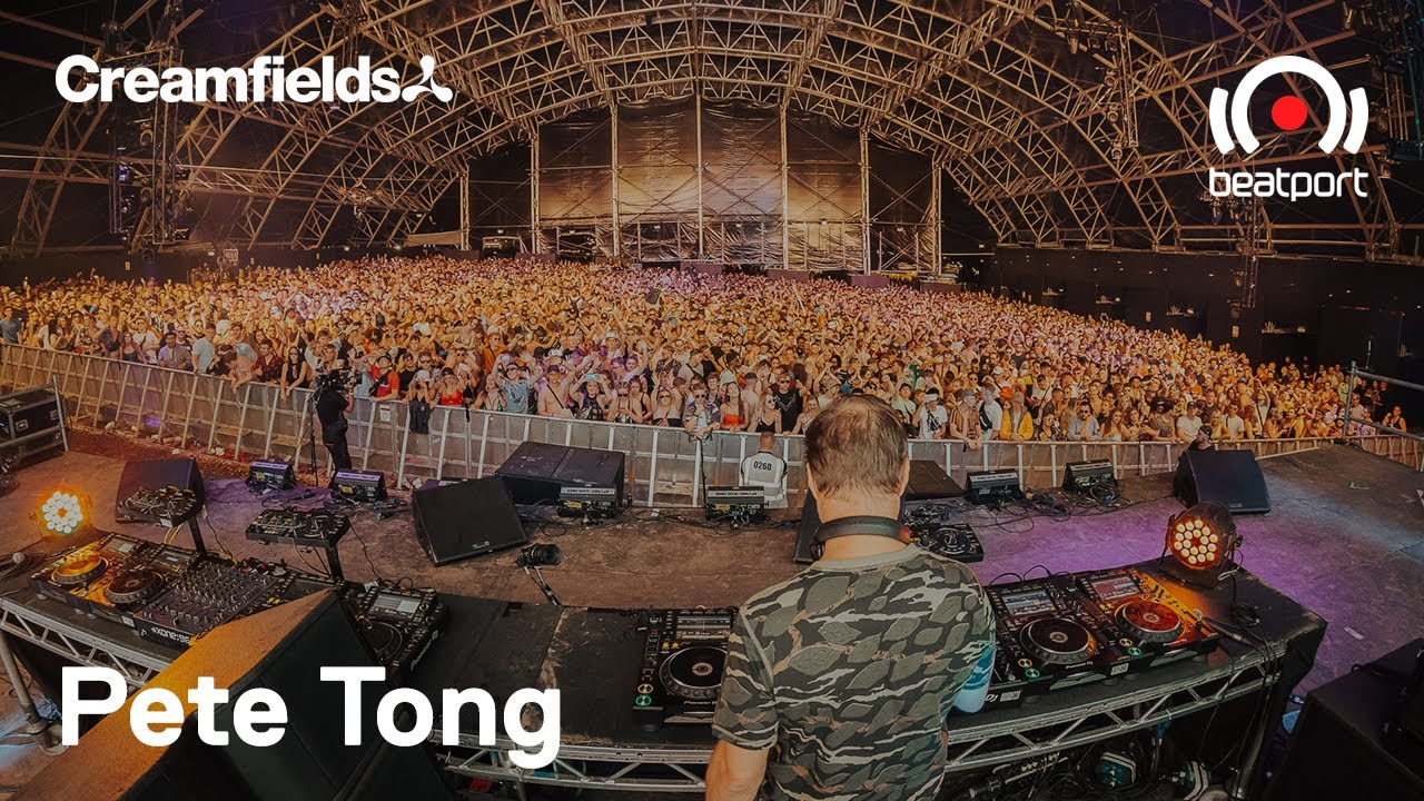 Pete Tong DJ set @ Creamfields 2019 | Beatport Live