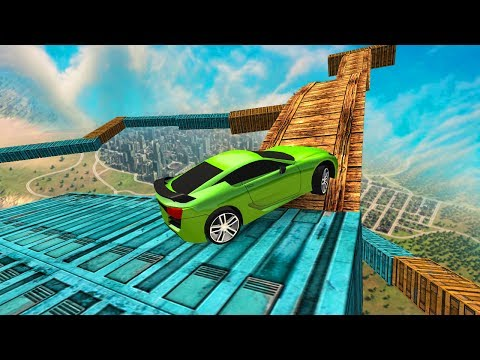Extreme Impossible Tracks Stunt Car Racing