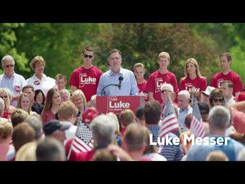 Luke Won't Quit -Luke Messer for Senate