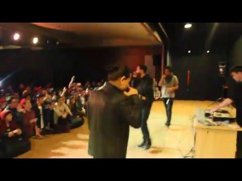 Cegıd - Nefret (Z-Music Vol.5 Canlı Performans)