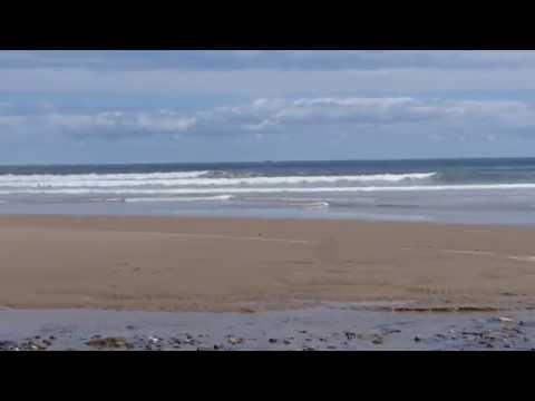 Warkworth Beach, Northumberland