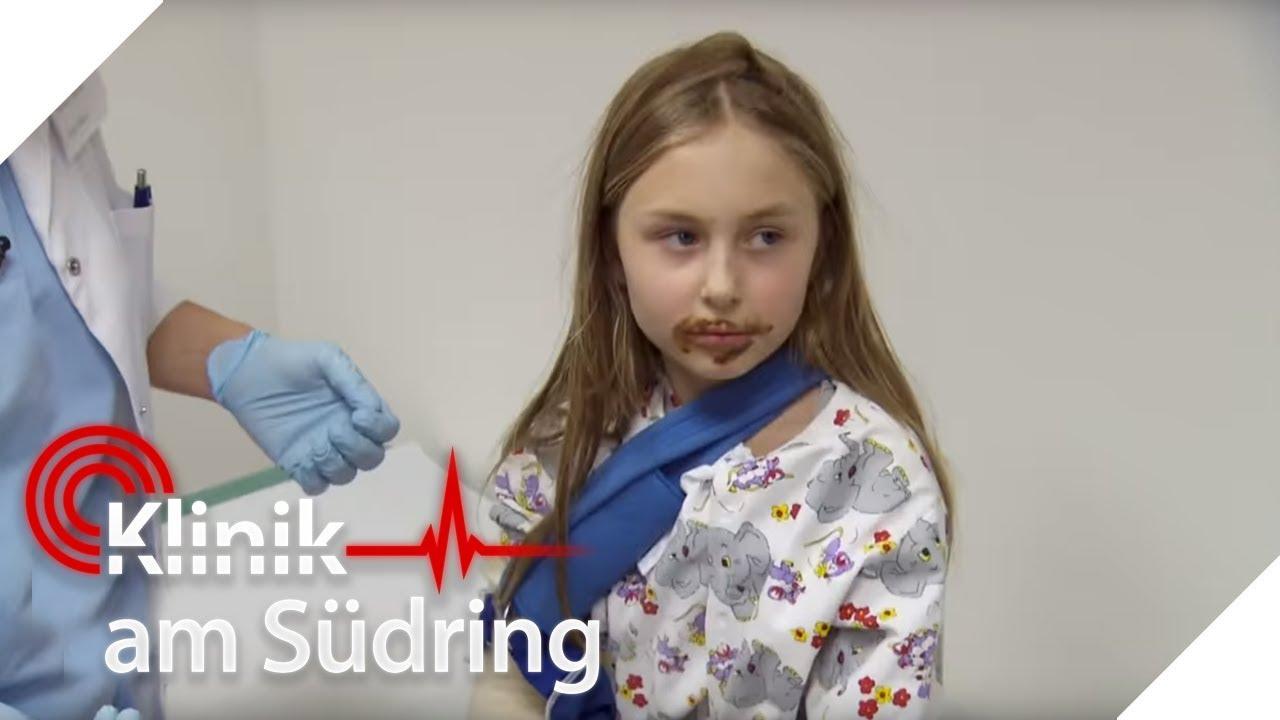 Zickiges Mädchen - Verzogen durch zu viel Zucker? | Klinik am Südring | SAT.1 TV