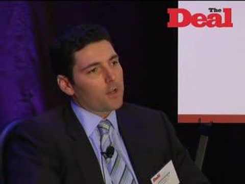Jonathan Korngold, Managing Director, General Atlantic LLC: