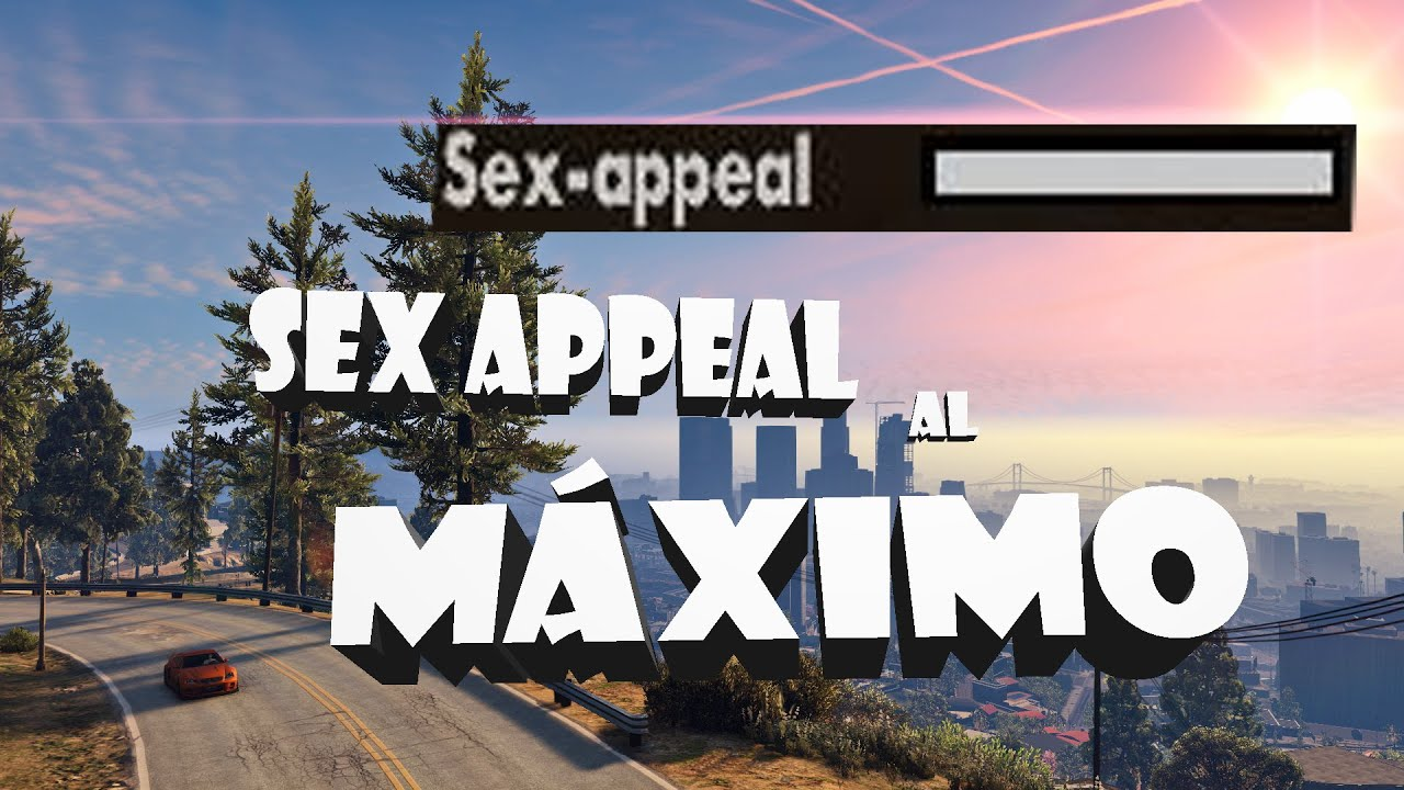 max sex appeal san andreas pc in Alaska