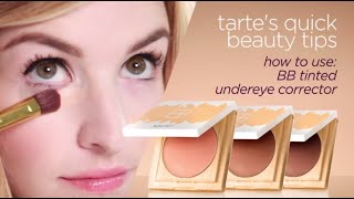 quick beauty tip: BB tinted undereye corrector Thumbnail