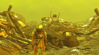 FALLOUT 4 Exploring Vertibird Wreckage
