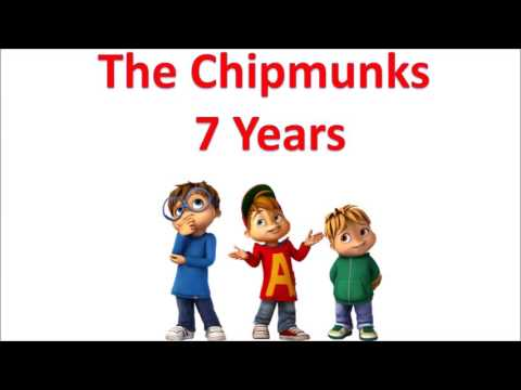 7years By Chipmunks