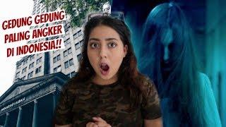 gedung ANGKER TERSERAM di INDONESIA! | #NERROR