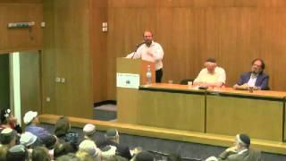 Centre Yair Manitou: Rav Menahem Akerman 19/5/2014