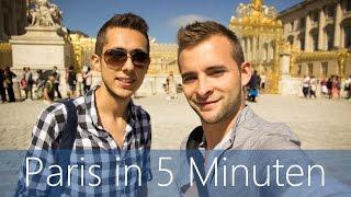 Paris in 5 Minuten   Reiseführer   Die besten Sehenswürdigkeiten