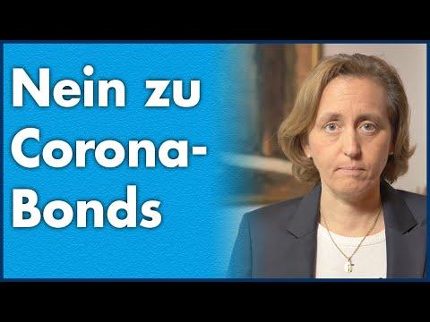 Beatrix von Storch (AfD) - Nein zu Corona-Bonds