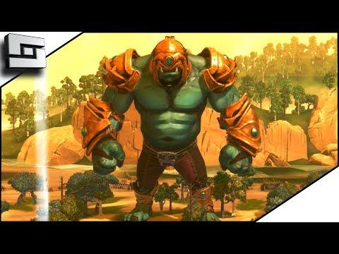 Extinction Gameplay - Amazing Ninja Giant Killer Action! E2