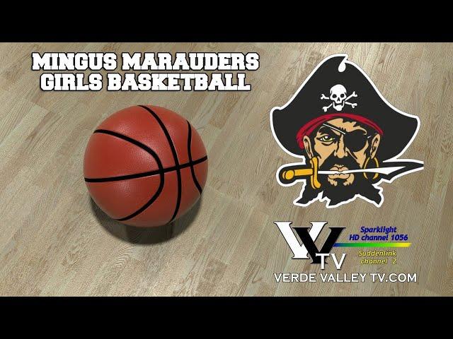 March 1: Mingus JV Girls Basketball