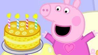 Peppa Pig en Español Episodios ❤️ ¡Fiesta de cumpleaños de Peppa! | HD | Pepa la cerdita