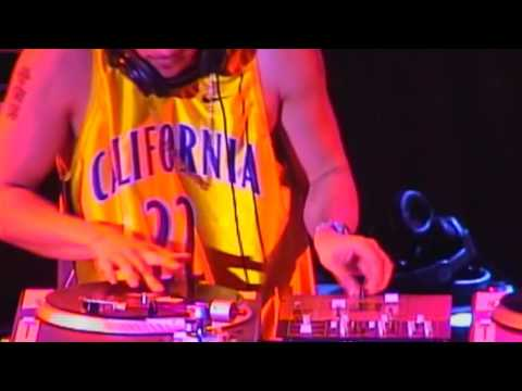 RARE FOOTAGE of MIXMASTER MIKE @ RED's EDMONTON CANADA