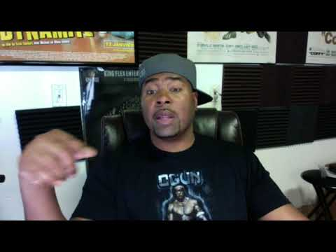 Tariq Nasheed Breaks Down A Racist Voice Message