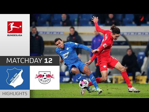 TSG Hoffenheim - RB Leipzig   0-1   Sorotan   Matchday 12 - Bundesliga 2020/21