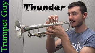 Imagine Dragons - Thunder (Trumpet Cover)