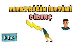 Elektriğin İletimi - Direnç / 6. Sınıf \