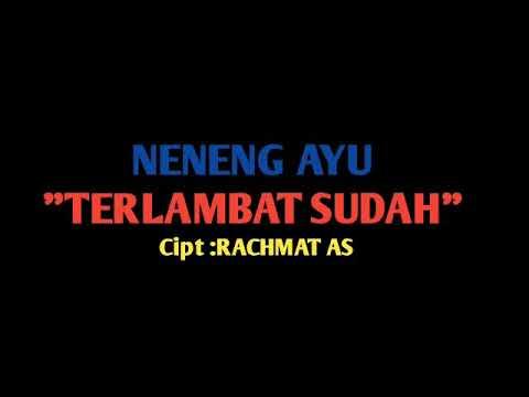 Terlambat Sudah - Poppy Mercury (Cover Neneng Ayu)