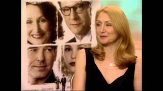 Married Life: Patricia Clarkson Interview