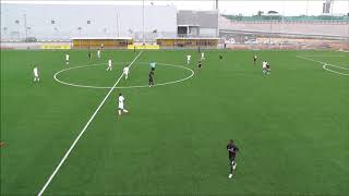 MTA INTERNATIONAL U19  TOURNEMENT Maccabi Haifa vs  Red Star Paris 1 1 20 01 18