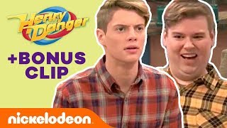 Henry Welcomes Stupid Jeff Into His Home?! 🏠 Henry Danger | Nick