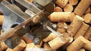 Ideas creativas para reciclar tapones de corcho.