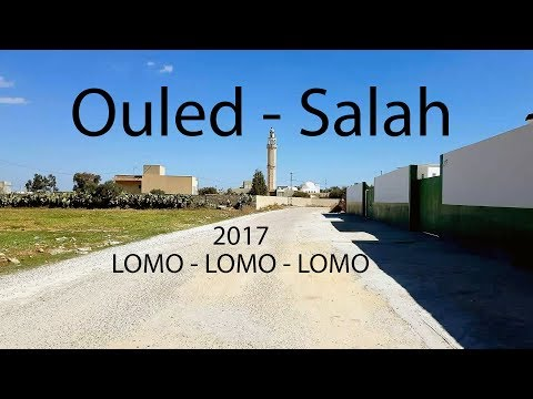 TUNISIA TRAVEL - Ouled Salah - Road Trip 2017 LOMO LOMO LOMO TUNISIE