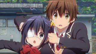 Chuunibyou Demo Koi ga Shitai! Review - Everything Animated Reviews