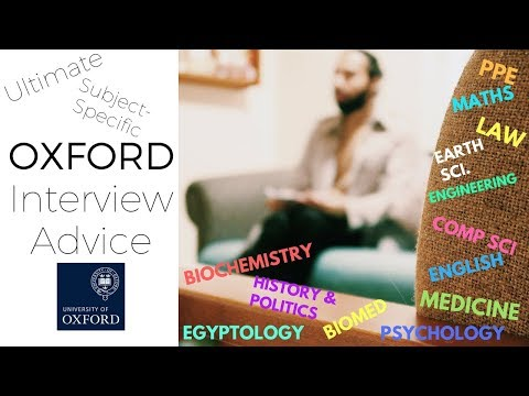 OXFORD INTERVIEW PREP!  | ULTIMATE OXFORD INTERVIEW ADVICE | THIS IS MANI