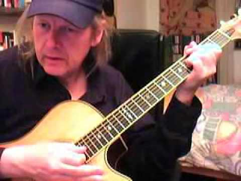 King of the road Guitar Lesson by Siggi Mertens